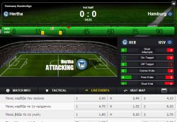 κονσόλα live betting cashpoint